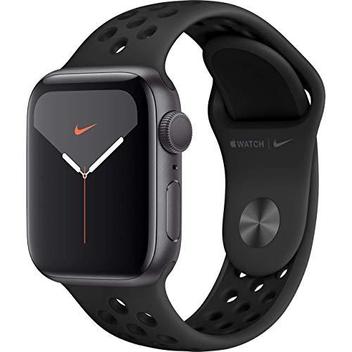 Apple Watch Nike+ 40mm Series 5 (GPS) - Caja De Aluminio En Gris Espacial / Antracita/Negro Correa Nike Sport (Reacondicionado)