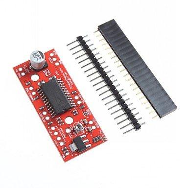ULIAN Moduli/sensori Arduimo accessonries per Arduino A3967 Driver a motore passo-passo Driver a motore passo-passo EasyDriver