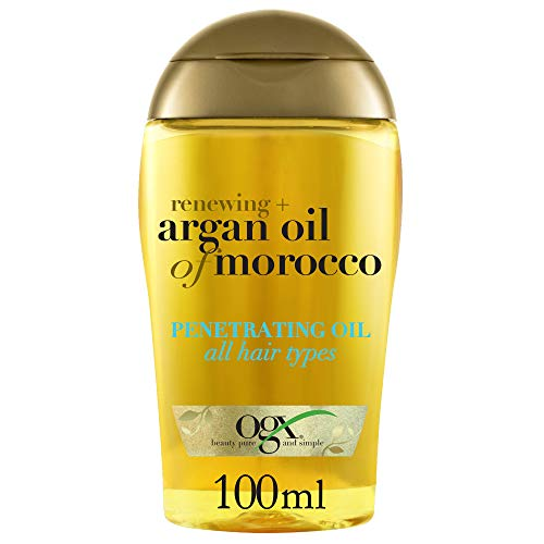 OGX Renewing Penetrating Argan Oil of Morocco, 1er Pack (1 x 100 ml)