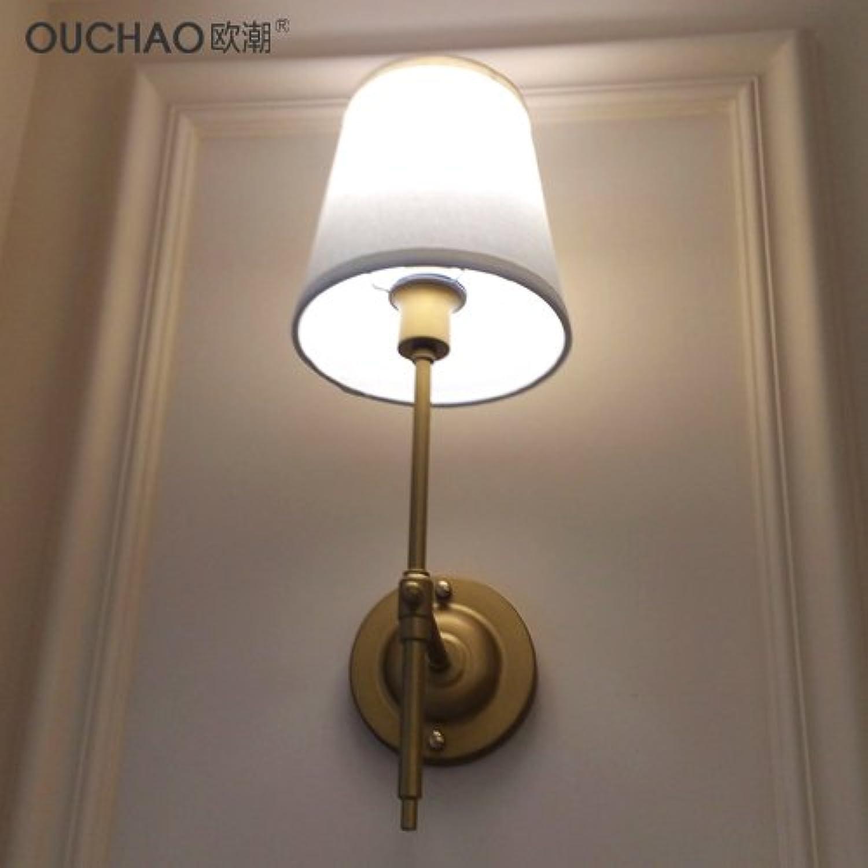 StiefelU LED Wandleuchte nach oben und unten Wandleuchten Die Schlafzimmer sind in einem Krankenbett Wandleuchten Spiegel vorne Lampen Wohnzimmer antike Bügeleisen off road Lichtern geschmückt