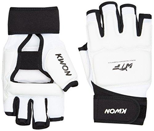 KWON® TKD Handschutz 40093 EVOLUTION, WTF rec. Taekwondo Handschoner (L)