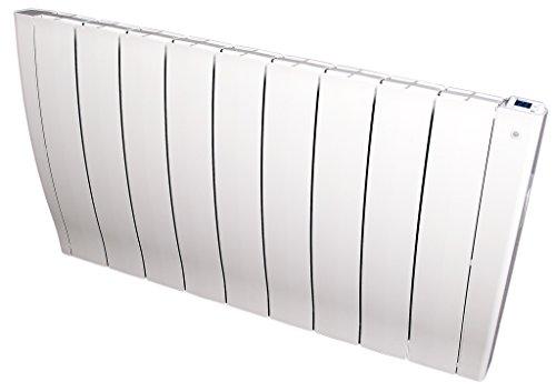 Haverland IRIS9 - Emisor térmico Fluido, Autoprogramable, Autoaprendizaje, Sensor Presencia, Ideal Uso +6h/día, estancias de +/- 17-24 m², 1500W