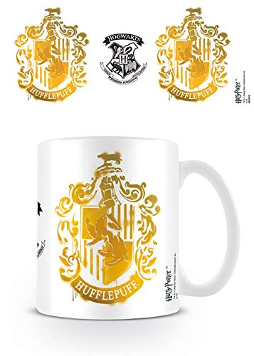 Harry Potter - Taza 320 Ml Hufflepuff...