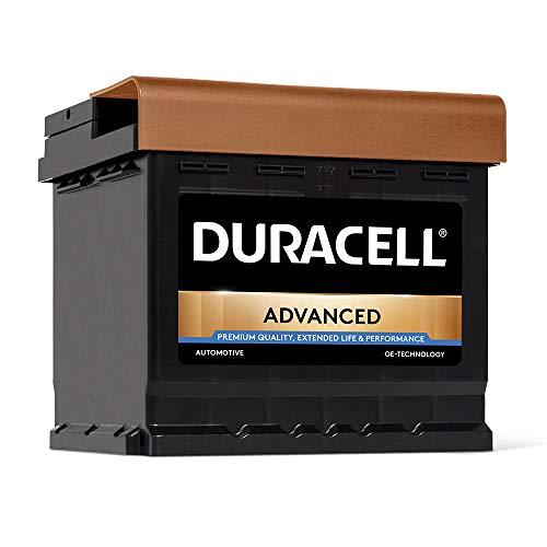 DURACELL Advanced Autobatterie 44AH 12V Starter Batterie (44AH)