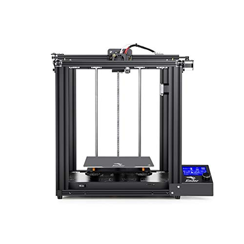 DM-DYJ Ender-5 3D-printer, afdrukformaat 220 * 220 * 300 mm online of SD-kaart offline ± 0,1 mm familie binnen- FDM extruder, 110-220V