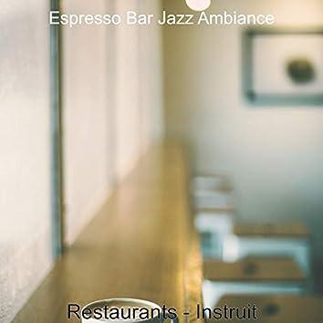 Restaurants - Instruit