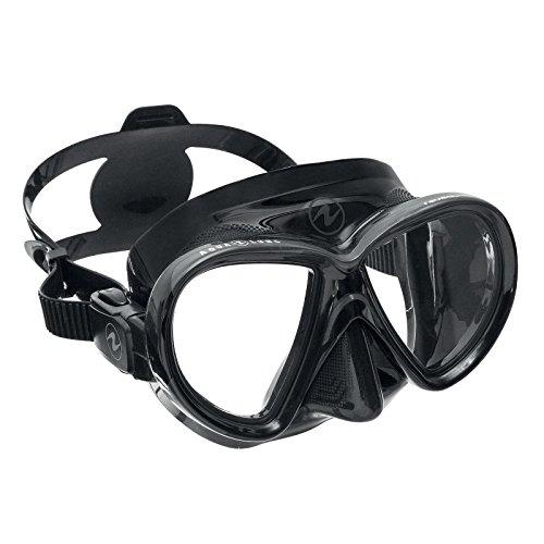 AQUALUNG Reveal X2 Maske, Schwarz/Schwarz, Einheitsgröße