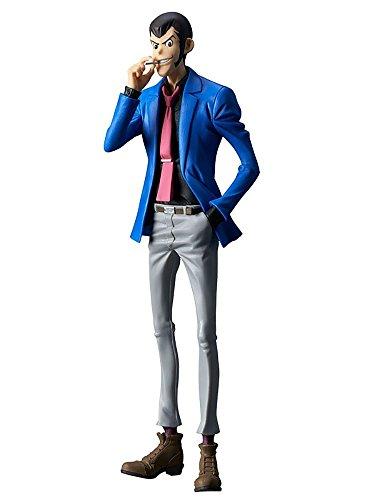 Figura Statua LUPIN con SIGARETTA 26cm Serie MASTER STARS PIECE Part 5 Originale BANPRESTO
