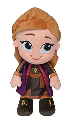 Simba 6315877625 Disney Frozen 2, Chunky Anna 43cm, Mehrfarbig, 43 cm