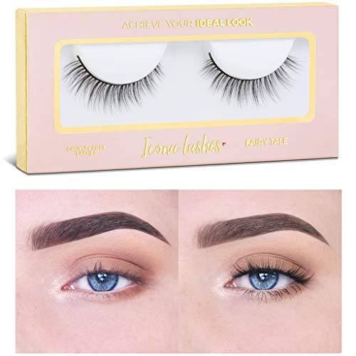 Icona Lashes Premium Quality False Eyelashes