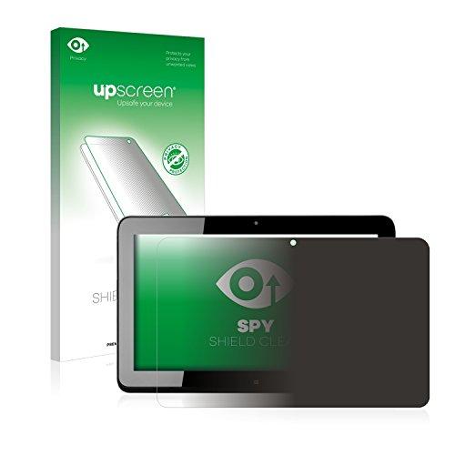 upscreen Anti-Spy Blickschutzfolie kompatibel mit HP Elite x2 1011 G1 Privacy Screen Sichtschutz Bildschirmschutz-Folie