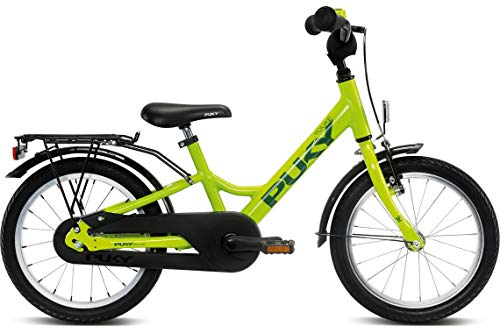 Puky Youke 16''-1 Alu Kinder Fahrrad grÃŒn