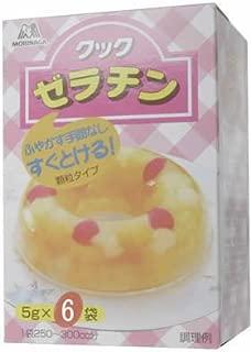 森永 クックゼラチン 5g×6袋