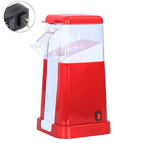 Read About YIYIYI Popcorn Machine,Household Automatic Electric Popcorn Machine Hot Air Popcorn Maker...