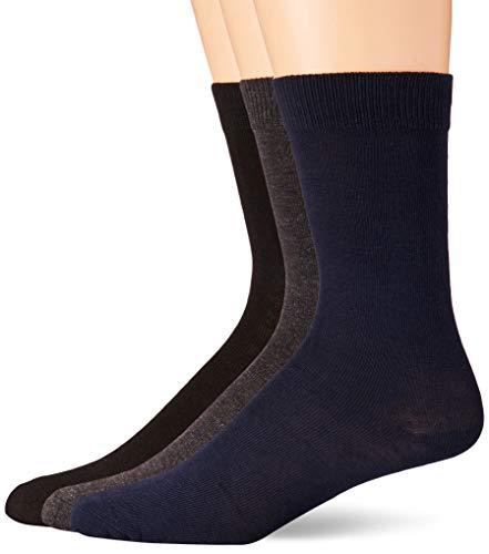 LEE 10 Piezas Calcetines para Hombre, Multicolor, Talla Única, B0317