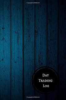 Day Trading Log: Mini Trading Log