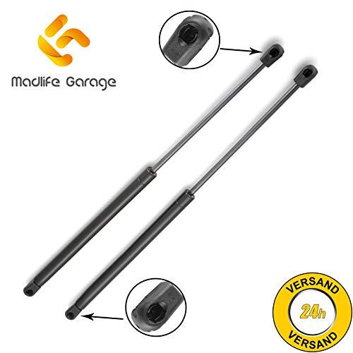 2 x Madlife Garage 5M0827550 Heckklappendämpfer Gasdruckdämpfer Gasfeder Heckklappe Kofferraum Golf Plus 5M1 521