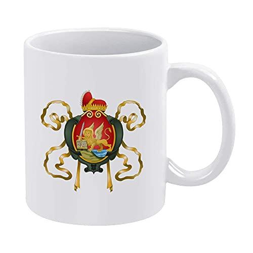 Eastlif Stemma della Repubblica di Venezia Tazza di caffè della Tazza può ospitare