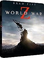 World War Z [Combo Blu-ray 3D + Blu-ray + DVD - Version longue inédite - Édition boîtier SteelBook]