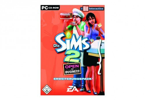 Die Sims 2: Open For Business [PEGI]