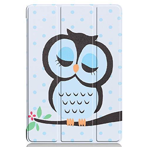 Hülle für Huawei MediaPad M5 Lite 10 mit 10.1 Zoll Schutzhülle Etui mit Auto Sleep/Wake Funktion