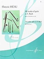 30 Etudes d'Après J.S. Bach Volume 1