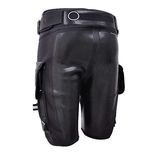 Z.L.FFLZ Nadelanzug Tauchen Shorts mit Taschen 3mm Neopren-Tech Shorts Wetsuits Spear Surfen Shorts Kanu Kajak Shorts (Size : YQ07 M)
