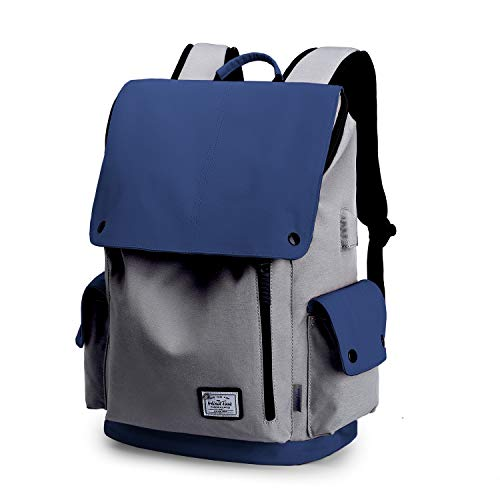 WindTook Casual Backpack with USB Charging Port for 15.4-Inch Laptop and Notebook,...