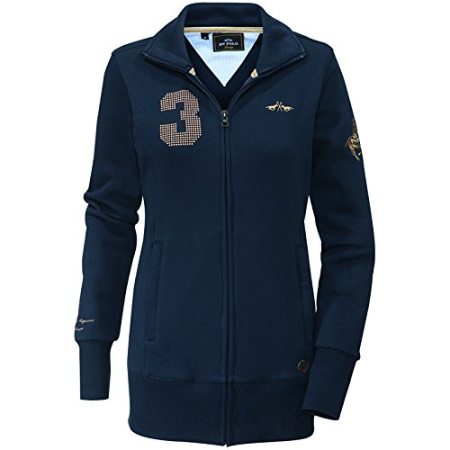 Damen Sweatjacke Shores HV Polo navy S