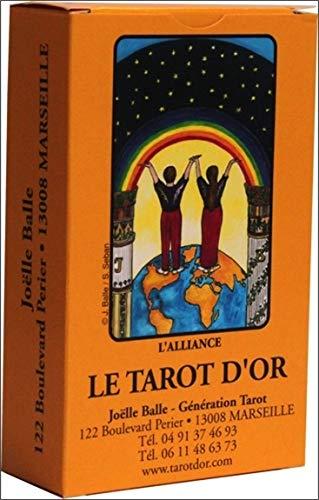 Grimaud - Le Tarot D'Or -Cartomancie