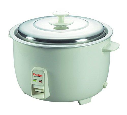 Prestige PRWO 4.2-2 Rice Cooker, White