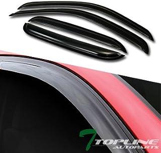 Acura MDX Vent Window Visors Shades Shade Visor Rain Guards 07-13