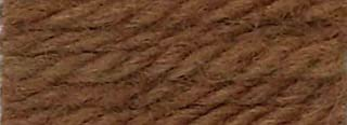 DMC 486-7060 Tapestry and Embroidery Wool, 8.8-Yard, Very Dark Desert Sand