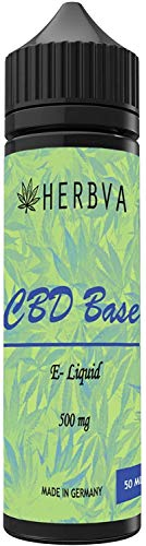 CBD Liquid HERBVA® CBD • Base •...