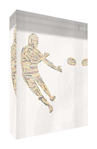 Feel Good Art 306. Piccolo - (14.8 x 21 x 2cm) Autumnal Tones