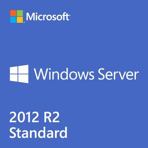 Microsoft Windows Server Standard 2012 R2 x64 - operating systems (Original Equipment Manufacturer (OEM), ENG)