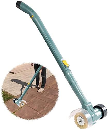 HZYYZH Cepillo eléctrico de hierba artificial, escoba eléctrica al aire libre para...