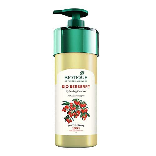 Biotique Bio Berberry Hydrating Cleanser, 800ml