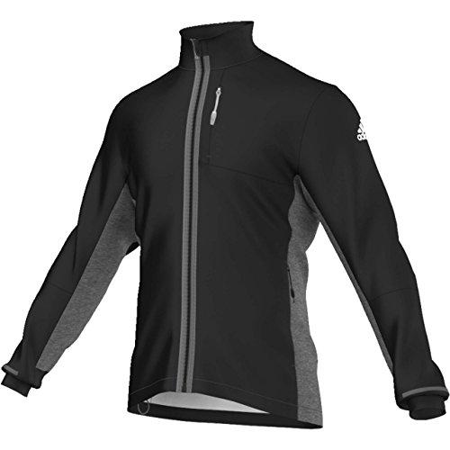 adidas Herren Xperior Softshell Jacke, Black, 4
