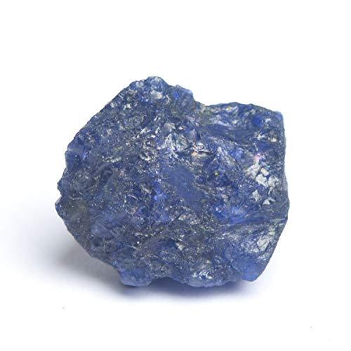 Rare Raw Blue Sapphire 46.00 Ct Uncut Rough Sapphire Natural Raw Sapphire Healing Crystal Loose Gem