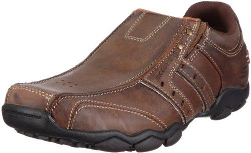 Skechers  Men's Diameter shoe,10.5 M US,Dark Brown