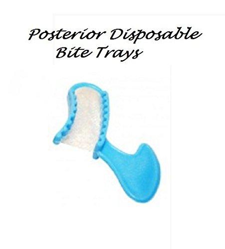 Defend Dental Bite Registration Trays Posterior 50 PCS
