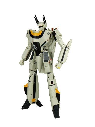 Macross: 1/60 Perfect Trans VF-1S Roy Focker PVC figurine with Option Parts