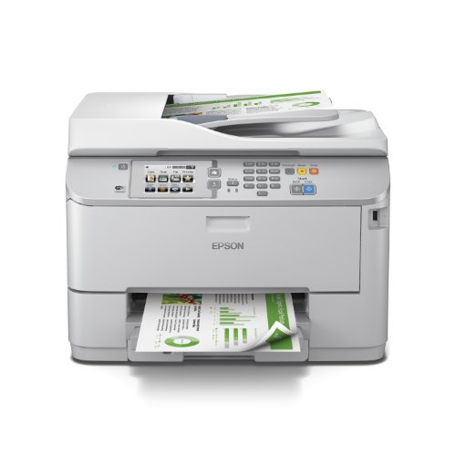 Epson WorkForce Pro WF-5620 DWF 4-in-1 Multifunction Business Inkjet Printer - White