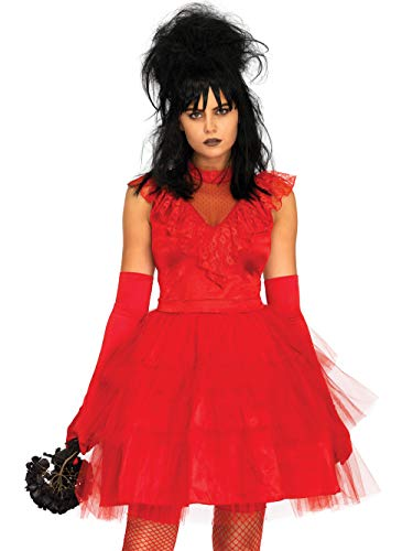 Leg Avenue Beetle Bride, Rojo, Small (EUR34-36) Mujer
