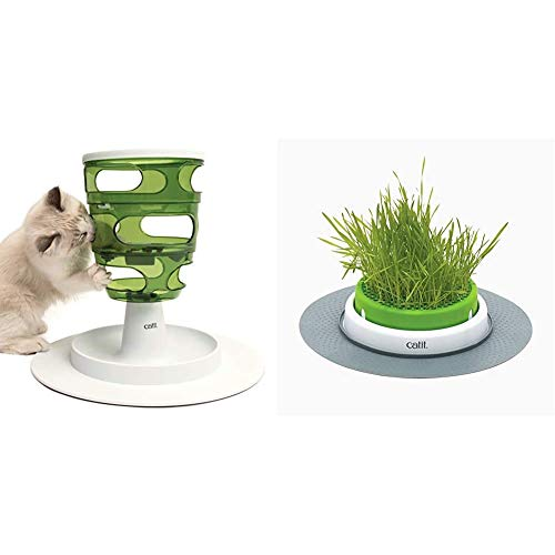 catit Futterbaum - Food Tree & Grastopf - Grass Planter
