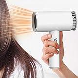 GAOword Asciugacapelli Wireless,Lucentezza Visibilmente Migliorata,Effetto Crespo Asciugacapelli Portatile Senza Fili Asciugacapelli Ricaricabile con Vento Caldo per Asciugacapelli da Viaggio A Casa