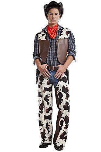 DISFRAZ COWBOY TALLA XL- - XL