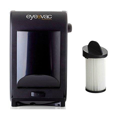 Eye-VAC PRO Black Professional Automatic Touchless Stationary Vacuum ...