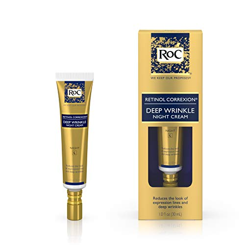 RoC Retinol Correxion Deep Wrinkle Night Cream/Nachtcrème tegen rimpels uit de VS